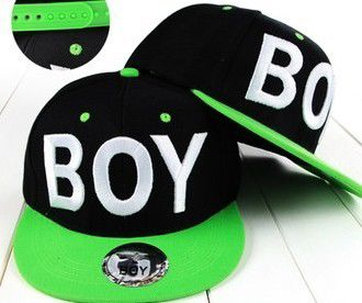 Hip Hop Leopard Visor Snapback Baseball Caps For Kids 7 - Hole Plastic Closure