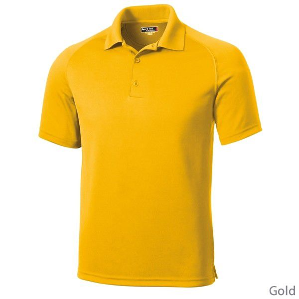 Banana Cream Mens Dressy Polo Shirts , Anti - Pilling Short Sleeve Polo For Men